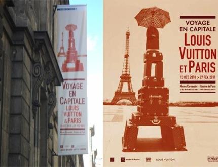 Voyage en Capitale Louis Vuitton & Paris