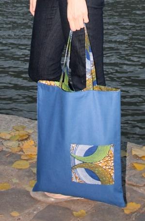 New York designer Kasia Dietz - Half Moons Tribal Bag