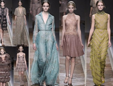 Valentino Autumn Winter 2011 Paris Fashion Week