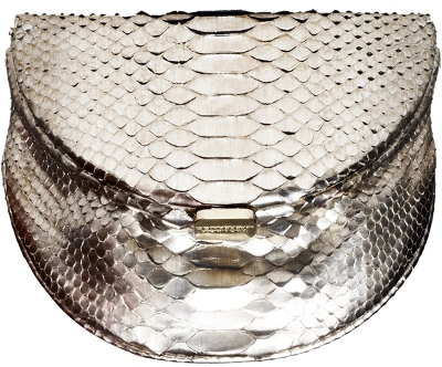 Fall Winter Donna Karan Clutch Handbag