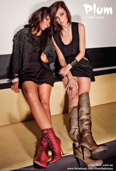 WIN A PAIR OF HAUTE MARIA BOOTS BY PLUM DELICIOUS