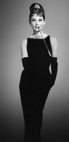 The Little Black Dress (LBD)