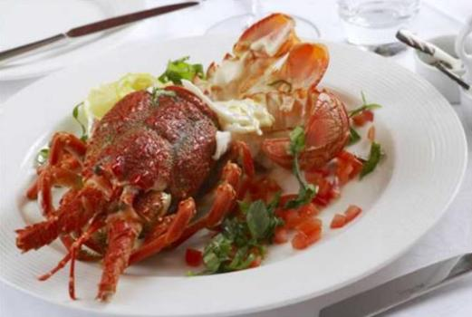 Abalone House, Saffron Restaurant, chef Darren Stewart creates exquisite world cuisine