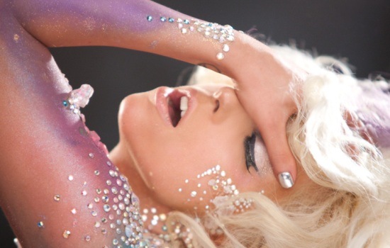 Lady Gaga Love Game video Silver Lightning Minx by Naja photo credit Meeno from Interscope
