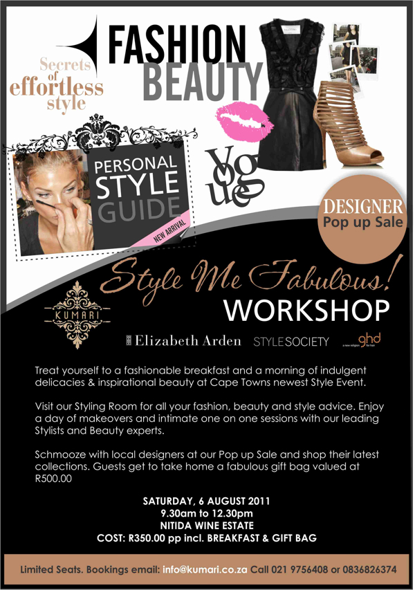 Style Me Fabulous – Style Event