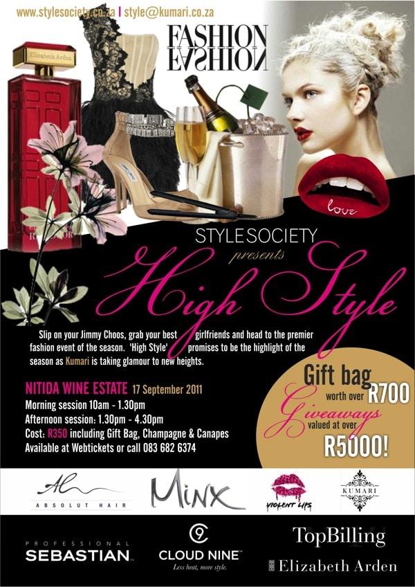2011 High Style Affair Style Event