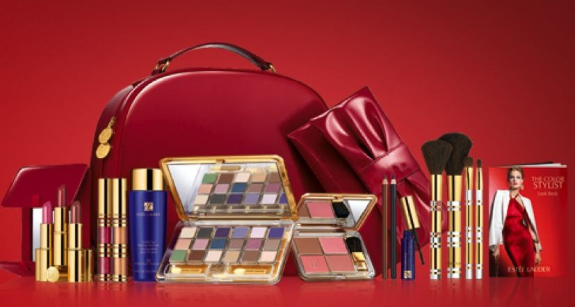 Estee Lauder at the Pop up Boutique