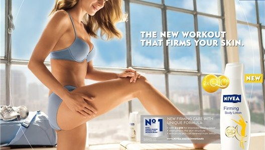Nivea Q10 Plus Firming Body Lotion
