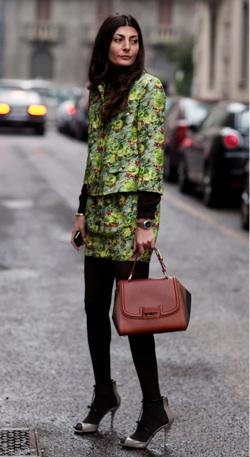#Street Style Obession Giovanna Battaglia