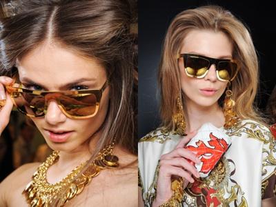 D&G Spring/Summer 2012 Sunglasses
