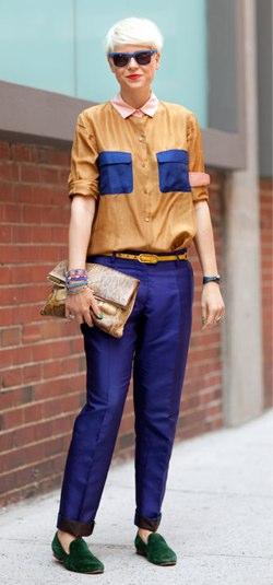 Trend Watch: Elisa Nalin's loafers