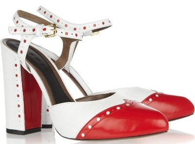 Marni's delightful creations look as if they've stepped out of the pages of a storybook.