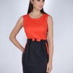 Shop the Trend | Tangerine Dress