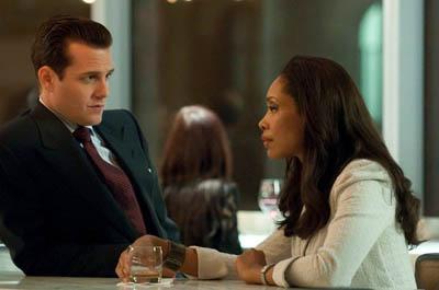 Media Trend | Suits | Harvey Specter winning colour combo