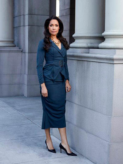 Media Trend | Suits | Jessica Pearson - The boss