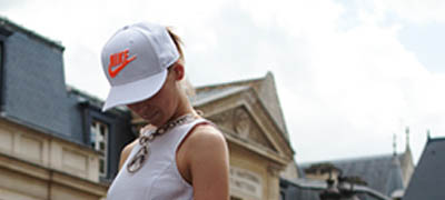 The Unexpected Haute Accessory | The baseball Cap
