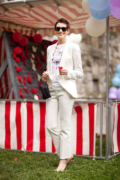 Casual Chic | Trend Alert | Street Style | All White Outfit