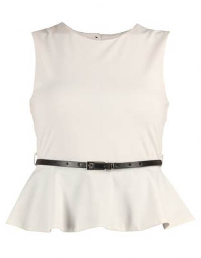 White Peplum Top | Jo Borkett | R999 | Trend Alert | All White Outfit