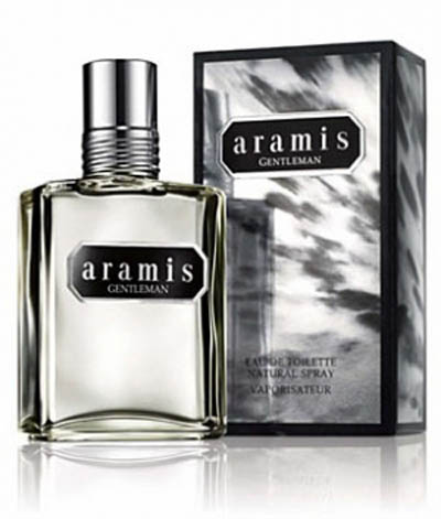A new Gentleman is in Town by Aramis