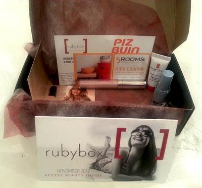 November RubyBox
