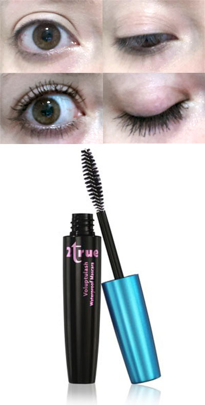 2True Voluptulash Waterproof Mascara