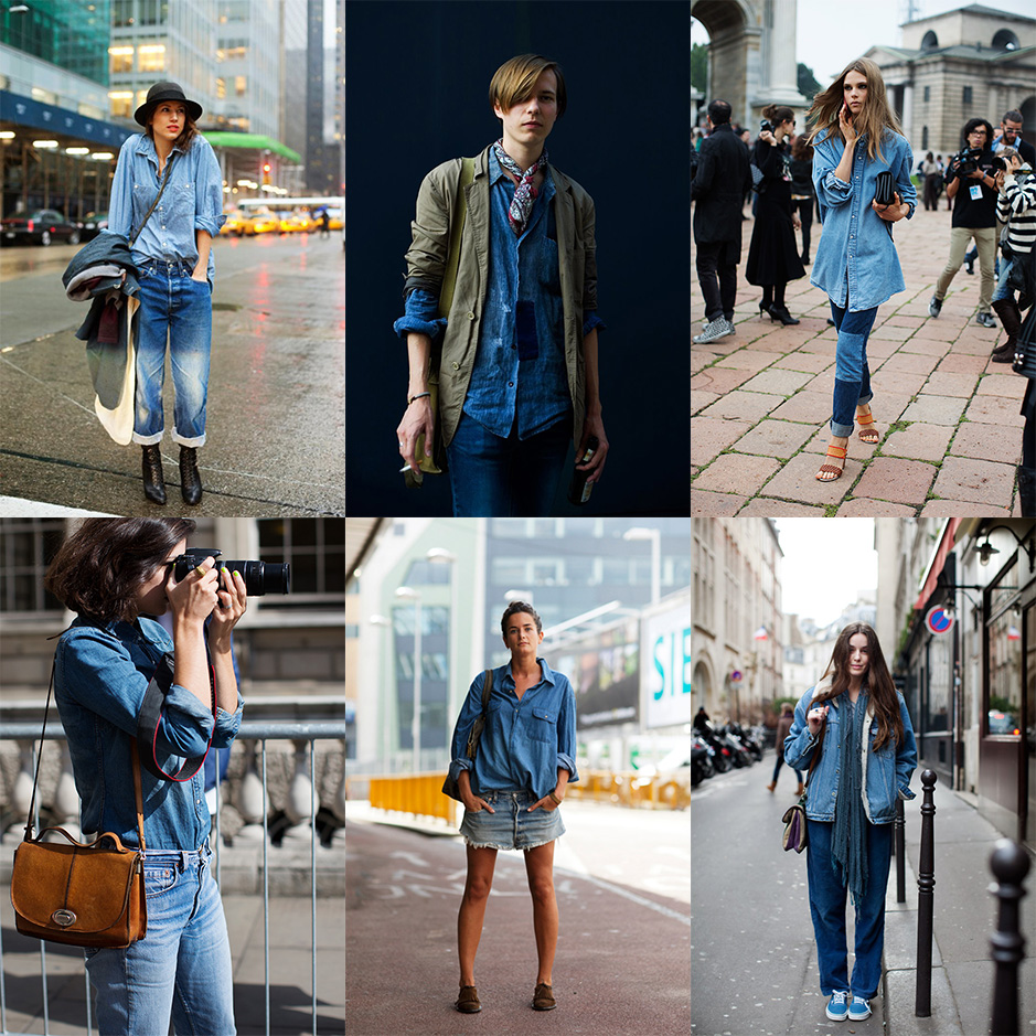 The Sartorialist | Denim