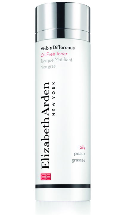 Oily Skin | Oil Free Toner | Visible Difference Range