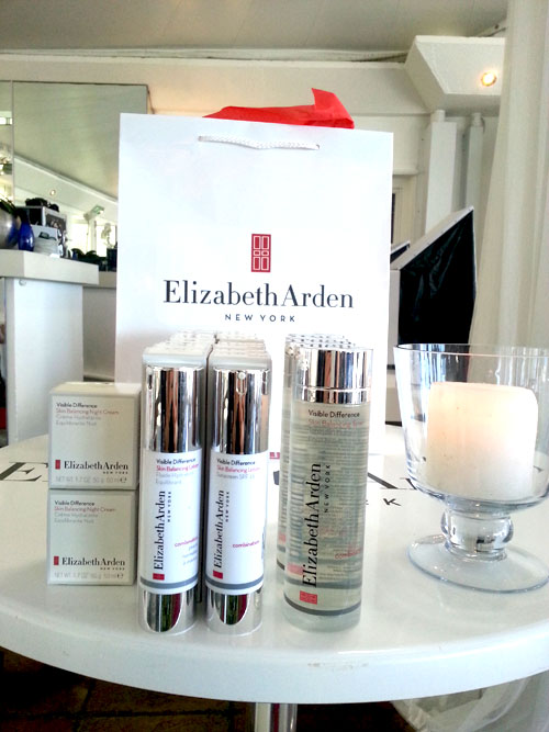 Elizabeth Arden | Visible Difference | Gift Bags