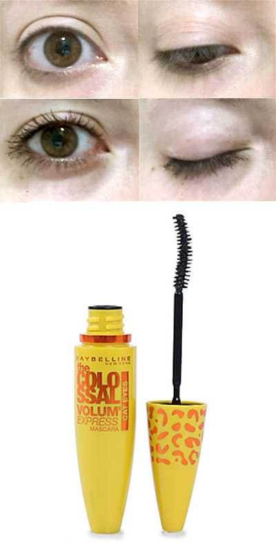 Maybelline Colossal Cat Eyes Volume Express Mascara