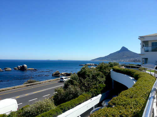 Elizabeth Arden | Visible Difference | The View from 12 Apostles
