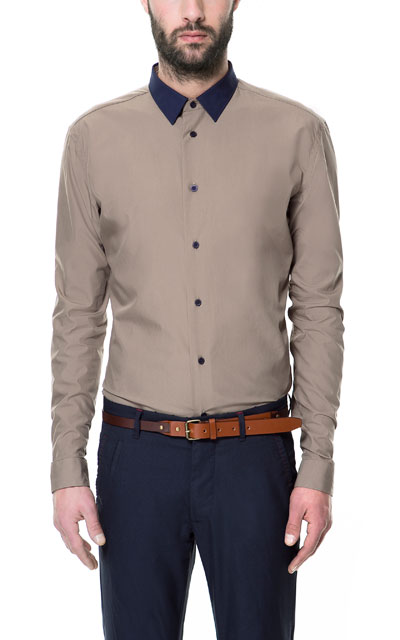Zara | Menswear is easy style