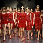 Dolce and Gabbana Mosaic Collection – Fall Winter 2014