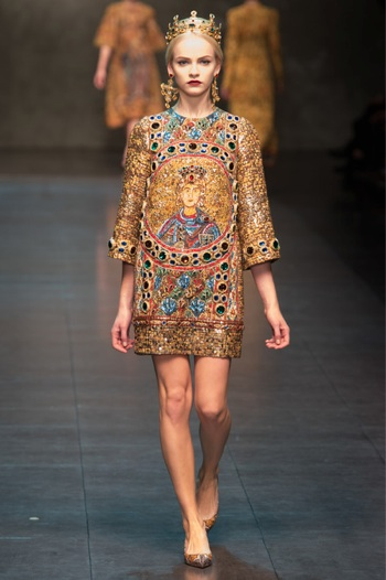 Dolce and Gabbana Mosaic Collection