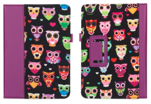 Griffin Wise Eyes iPad mini cover