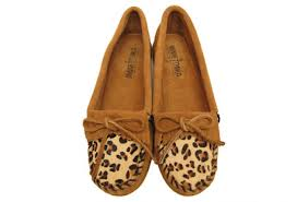 Win a pair of Minnetonka Moccasins