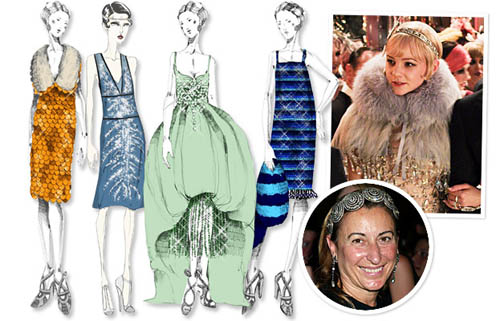 Miuccia Prada reveals The Great Gatsby outfits