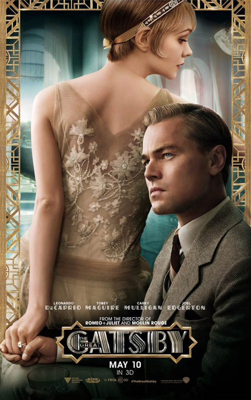 Open Back Fashion Trend | The Great Gatsby