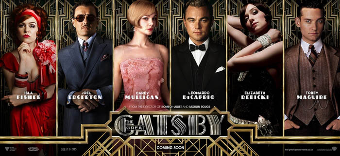 The Cast for The Great Gatsby | Fashion Influence
