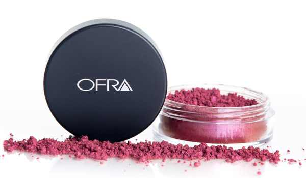 WIN set a four Ofra Cosmetics 3D Loose Mineral Eye Shadows