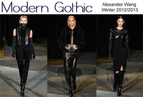 Winter 2012-2013 Modern Gothic