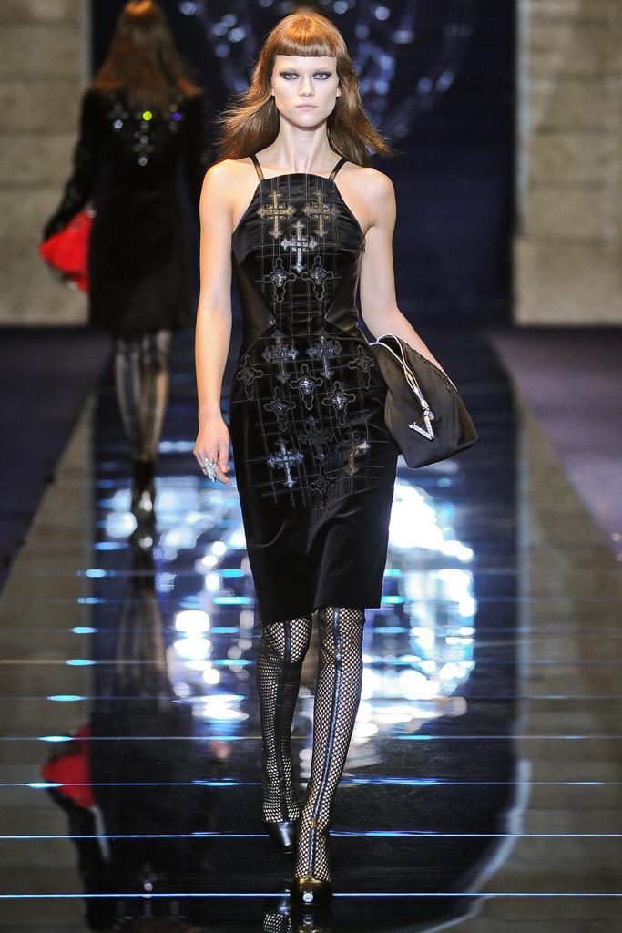 Versace winter 2012-2013 gothic