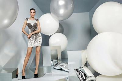 Opulent elegance from Karen Millen Winter 13
