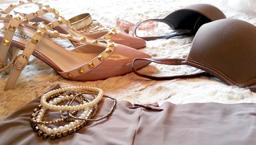 Sloggi in Cocoa Skin | Sloggi Giveaway on StyleSociety