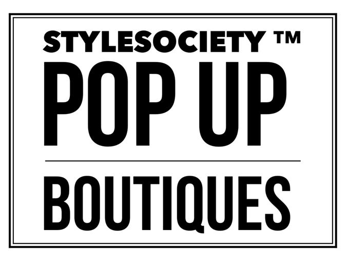 StyleSociety Pop up Boutique