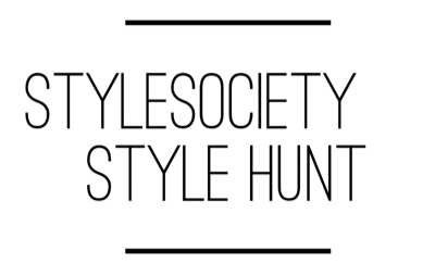StyleSociety Style Hunt