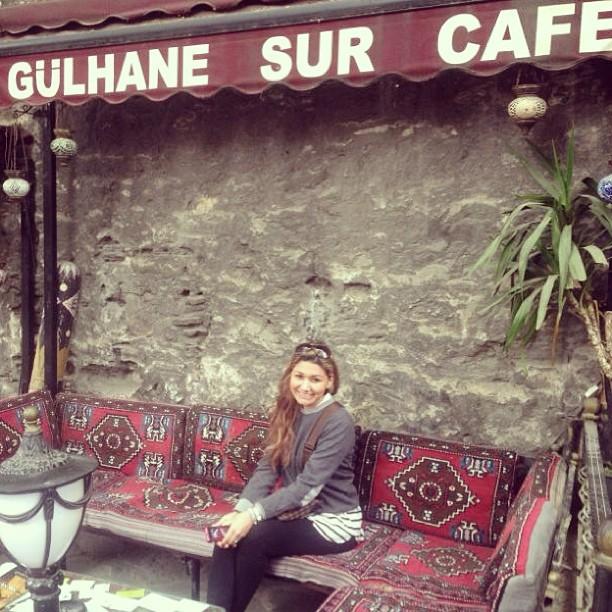 Gülhane Sur Cafe
