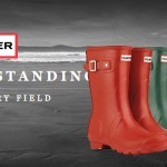 WIN a pair of HUNTER Short Boots