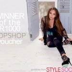 StyleHunt Winner Announcement