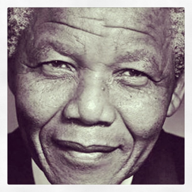Happy Birthday Nelson Mandela