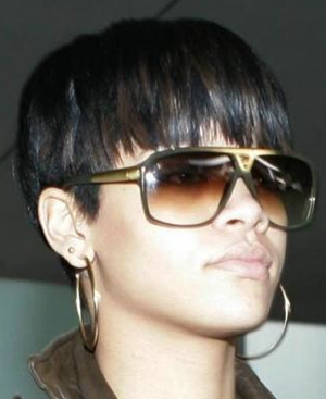 Rihanna Louis Vuitton Evidence Sunglasses